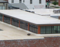 Single-ply Membrane Examples