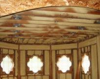 Interior Foam Insulation