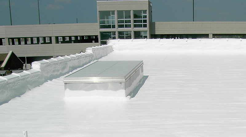 Spray Polyurethane Foam Roofing Advantage Roofing