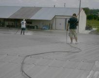 (1) Prepping Metal Roof